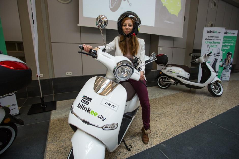 Wrocław otwiera wypożyczalnię skuterów elektrycznych