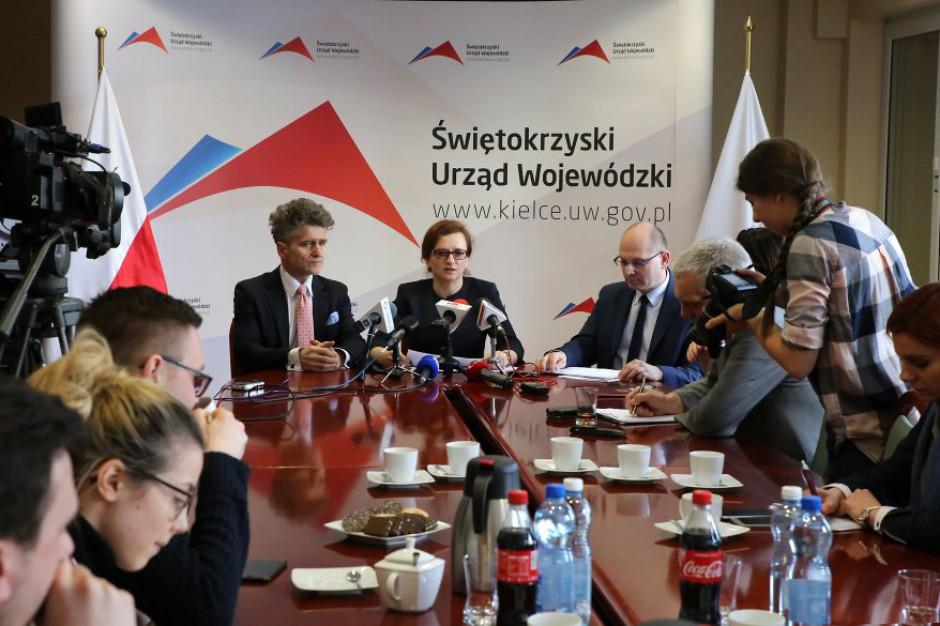 Świętokrzyskie: 25 mln zł na inwestycje drogowe