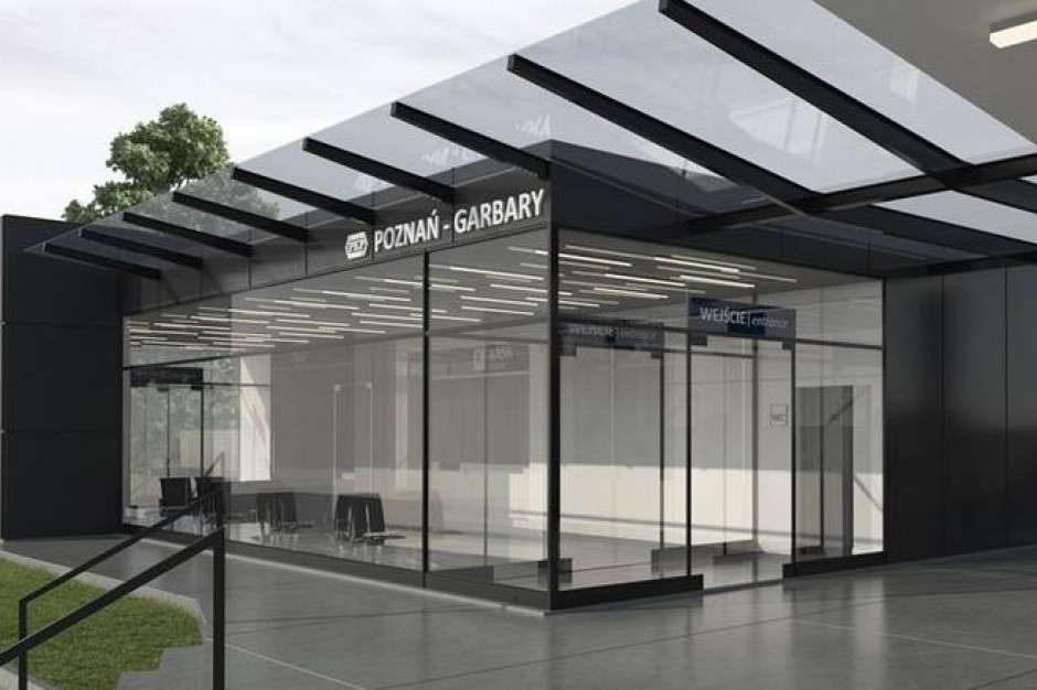 Kiedy otwarcie nowego dworca kolejowego Poznań Garbary?