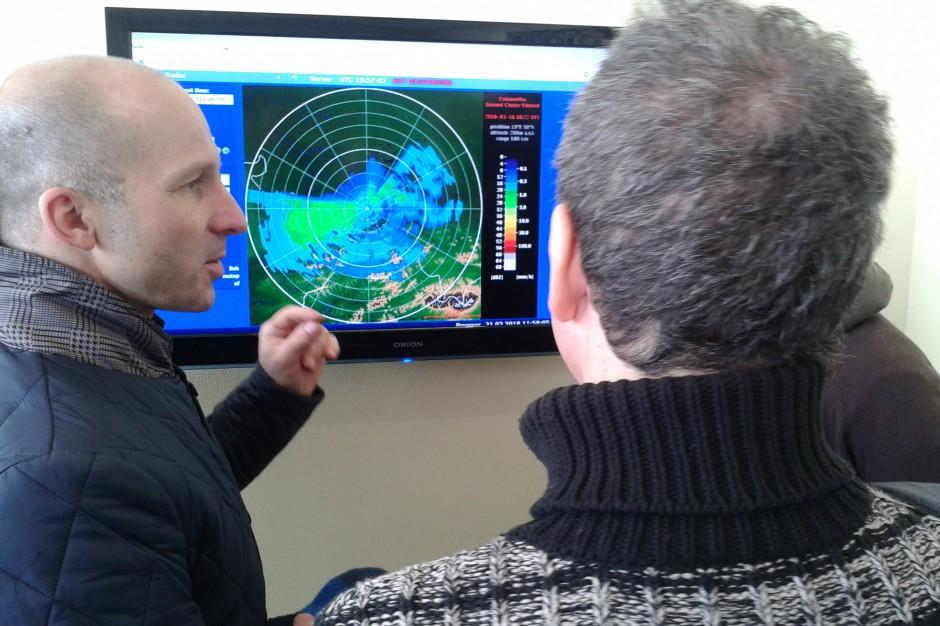 Zagrożenie powodziowe. Radar będzie ostrzegać regiony przed burzą czy gradobiciem