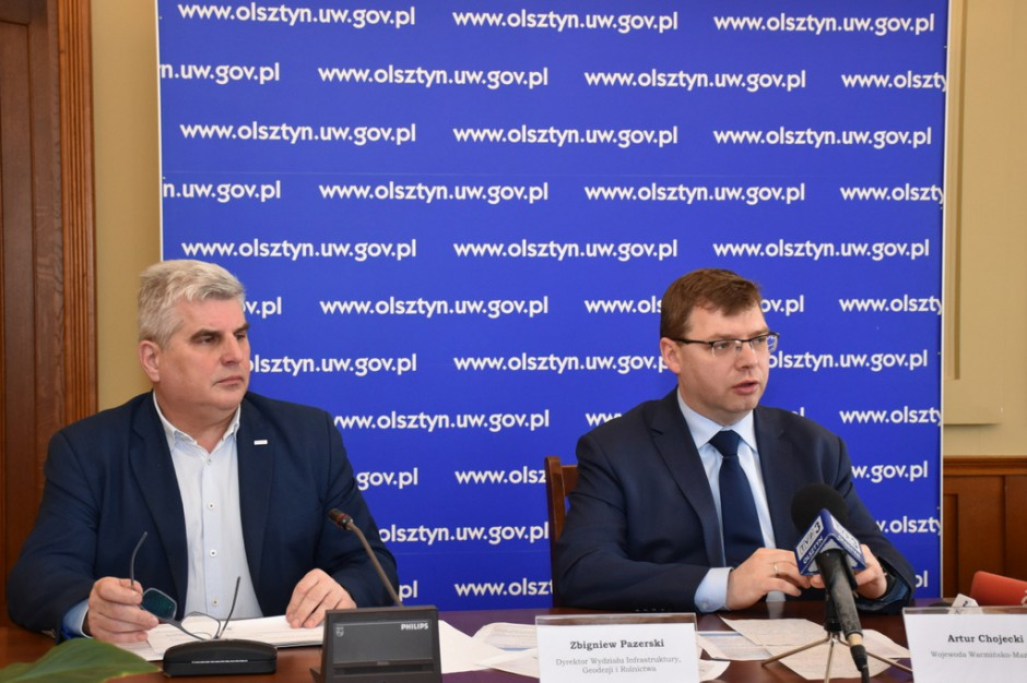 Nabór wniosków w warmińsko-mazurskim: Ponad 29 mln zł na remonty lokalnych dróg