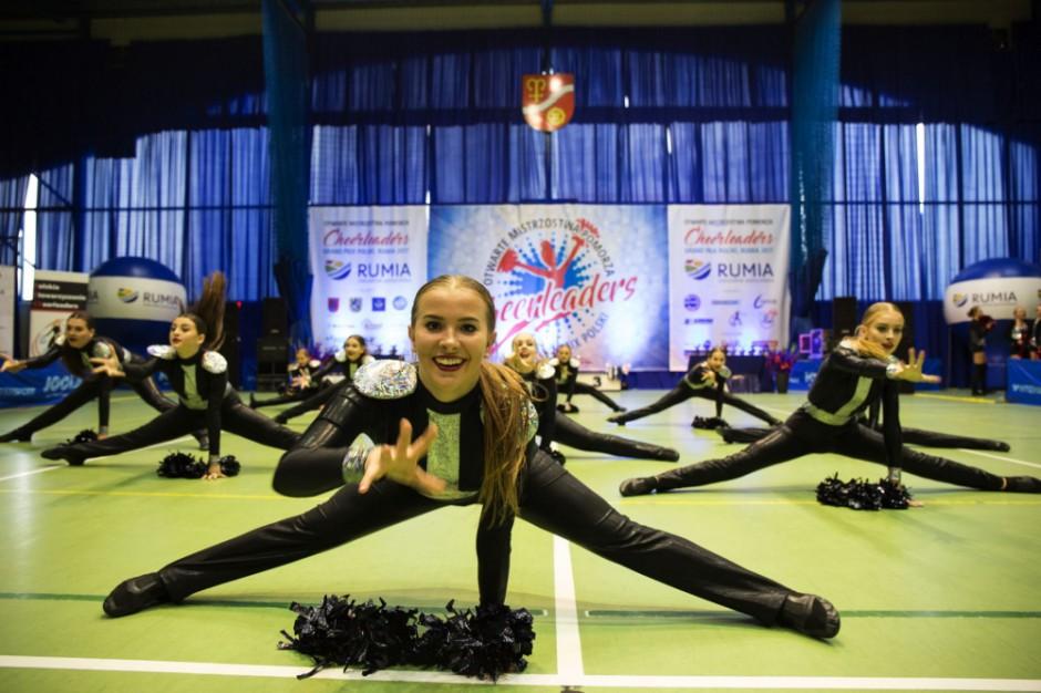 Mistrzostwa Polski cheerleaderek w Chorzowie