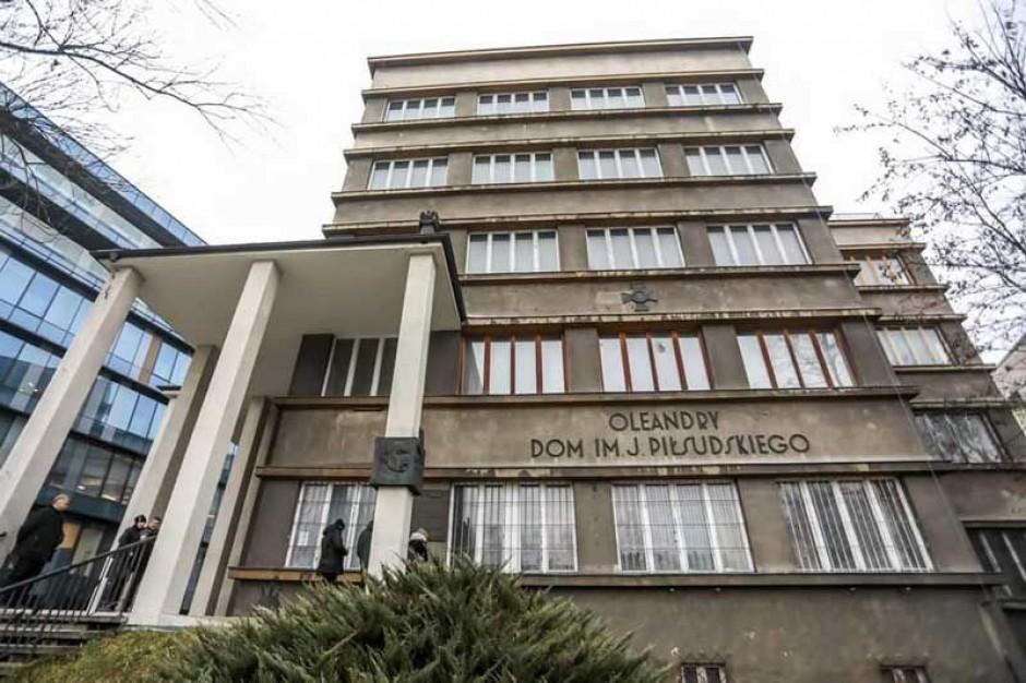 Korzystny wyrok dla Krakowa. Miasto odzyska nieruchomość od Legionistów Polskich?