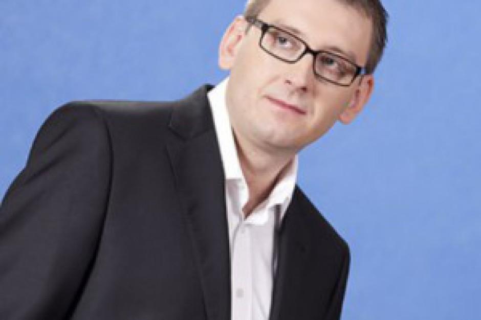Dawid Krystek kandydatem SLD na prezydenta Szczecina