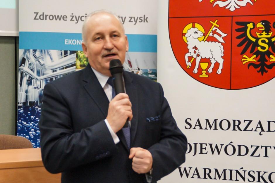 Marszałek woj. warmińsko-mazurskiego: region nabiera solidnego tempa rozwoju