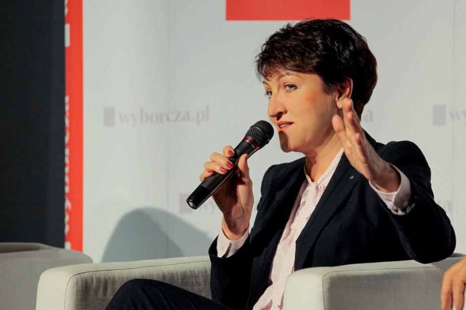Marszałek Elżbieta Anna Polak: To my, samorządowcy, zmieniliśmy Polskę