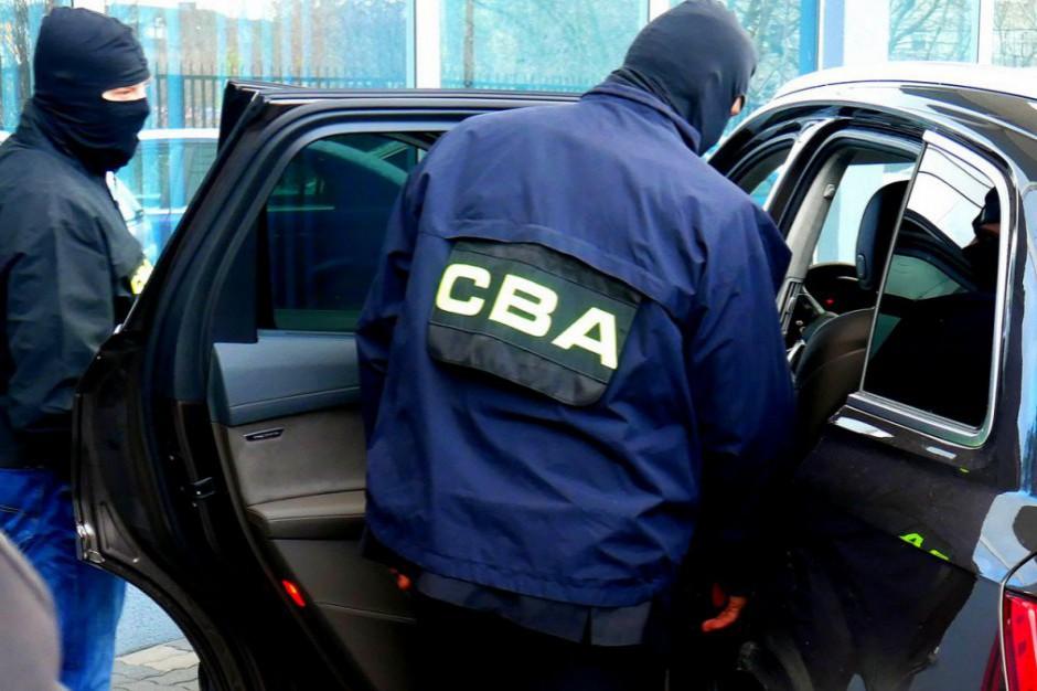 CBA zatrzymało byłego burmistrza Bogatyni