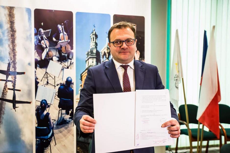 Radosław Witowski będzie ponownie ubiegał się o urząd prezydenta Radomia