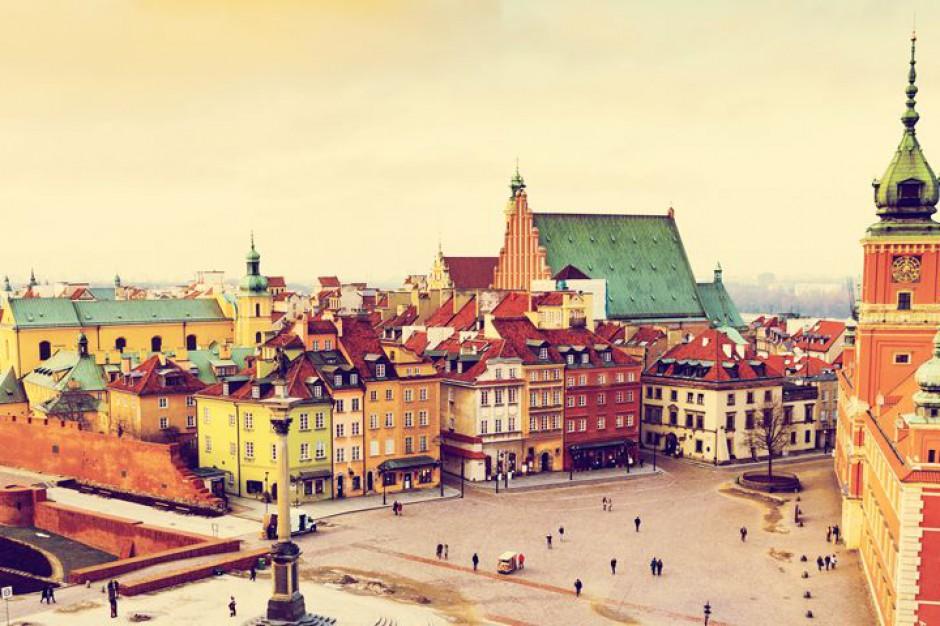 Powstaje aplikacja do zwiedzania historycznej Warszawy