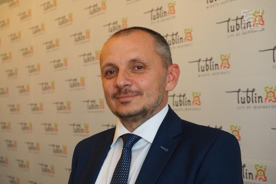 Od 1 kwietnia nowy zastępca prezydenta Lublina