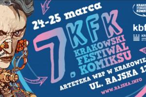 W weekend Krakowski Festiwal Komiksu