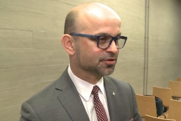 Janusz Michałek, prezes Katowickiej Specjalnej Strefy Ekonomicznej (fot.newseria.pl)