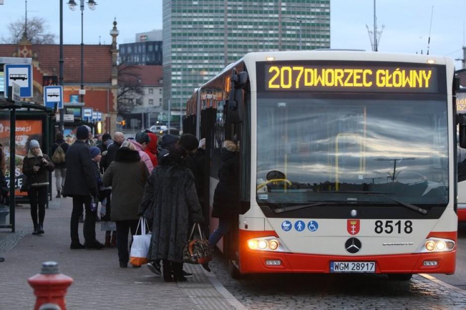 Gdańsk inwestuje w transport. Miejska spółka kupi 46 autobusów