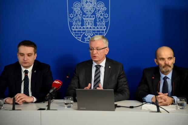 Konferencja dot. inwestycji w Poznaniu odbyła się 23 marca (fot.poznan.pl)