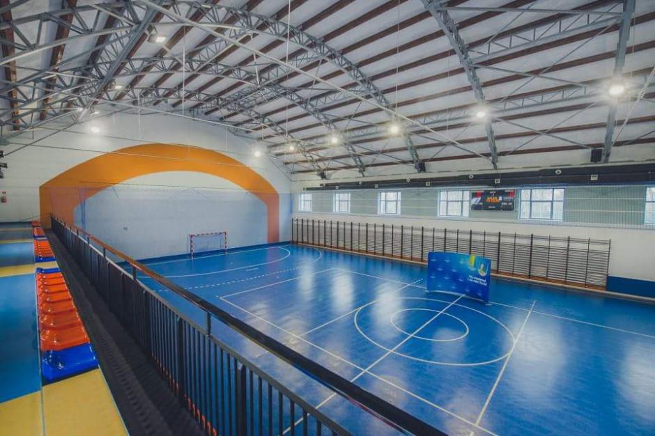 110-letnia hala sportowa w Siemianowicach Śląskich otwarta po remoncie