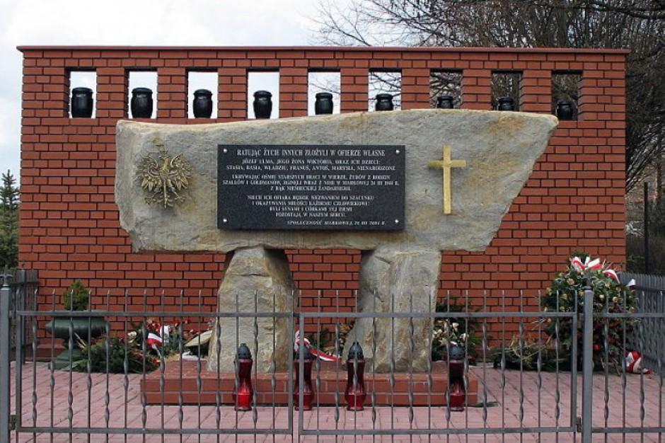 W sobotę Narodowy Dzień Pamięci Polaków ratujących Żydów pod okupacją niemiecką