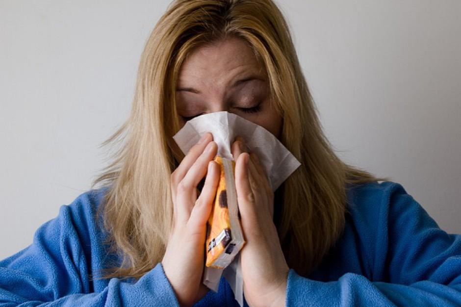 Od 16 do 22 marca ponad 206 tys. przypadków grypy i jej podejrzeń; 10 zgonów