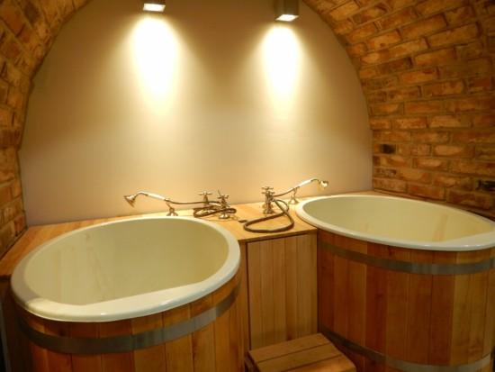 Jedną z atrakcji - w mieście znanym m.in. z produkcji piwa - mają być kąpiele w ekstrakcie piwnym w wannach z drewnianych bali.