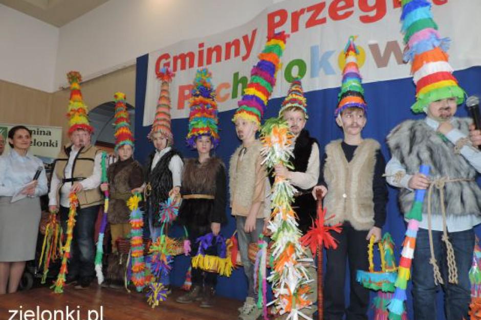 Małopolskie. Pucheroki odwiedzały domy w podkrakowskiej gminie Zielonki