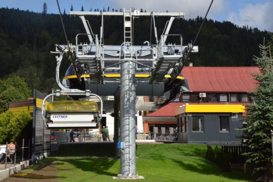 Rusza sezon przeglądów technicznych kolei linowych w Beskidach