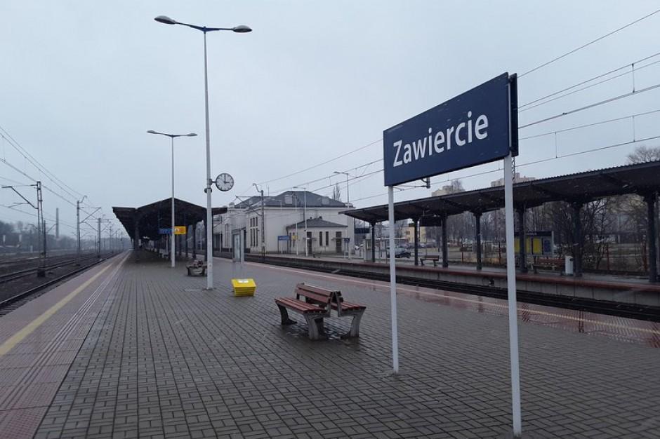 Rewitalizacja lini kolejowej do Pyrzowic bez unijnej dotacji