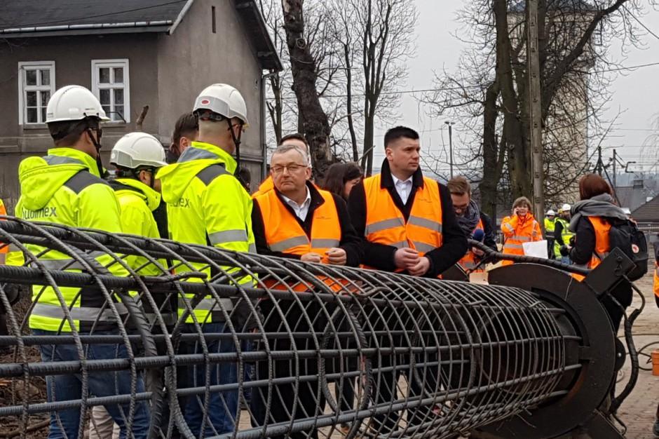 Małopolska. 600 mln zł na poprawę bezpieczeństwa na kolei