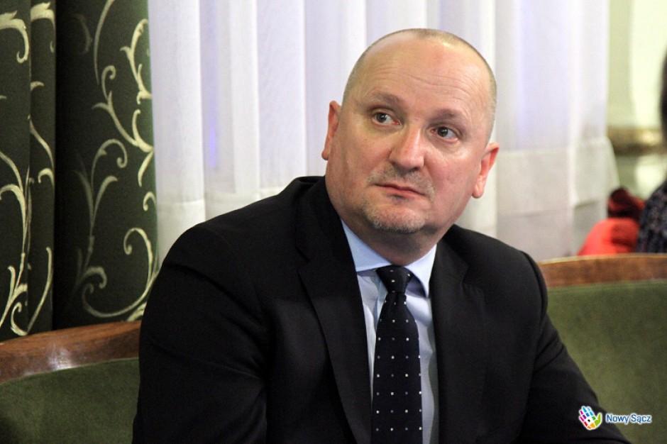 Krzysztof Głuc będzie kandydatem PiS na prezydenta Nowego Sącza?