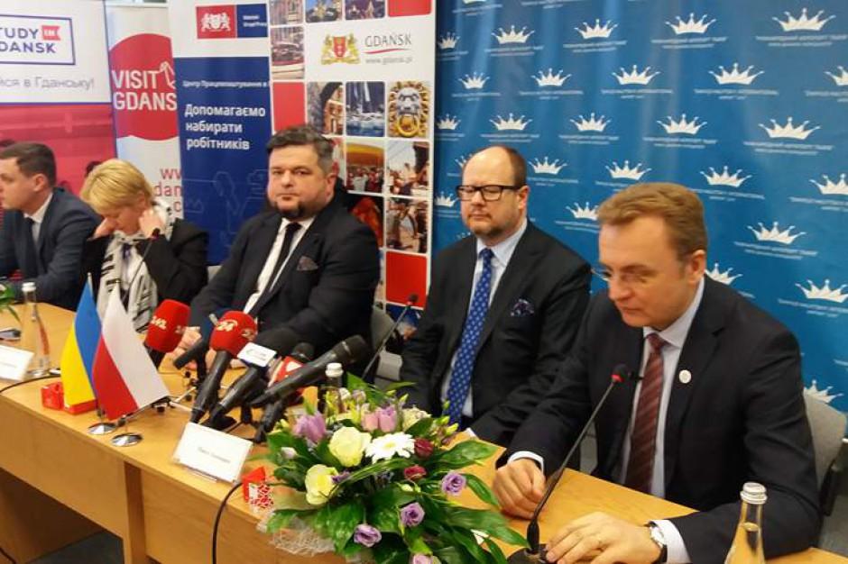 Gdańsk otwiera przedstawicielstwo we Lwowie
