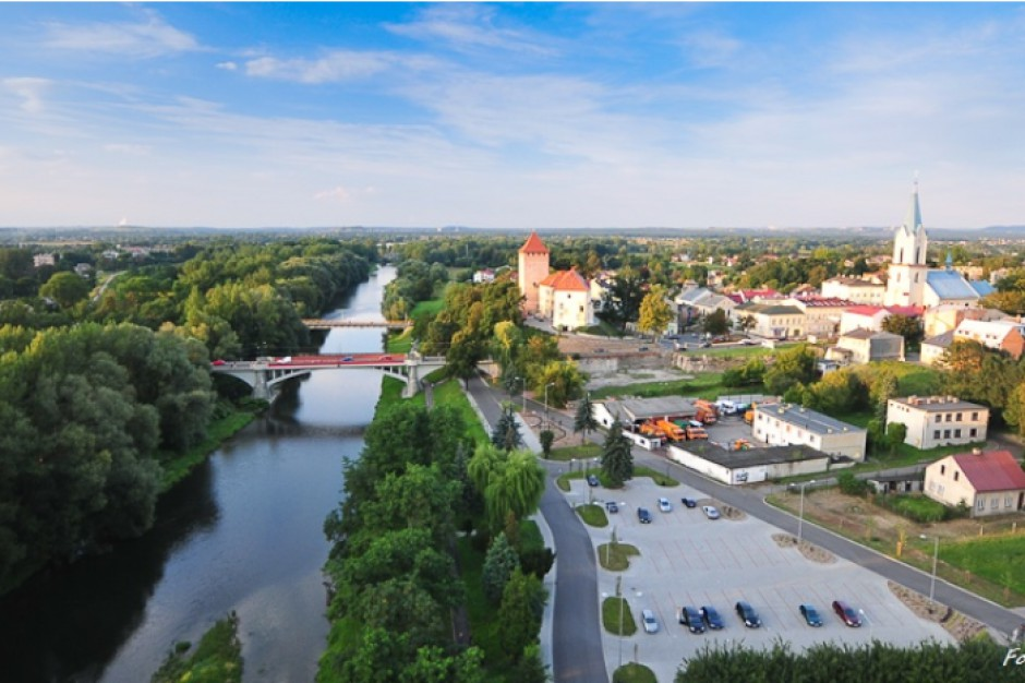 Oświęcim. 48 mln zł unijnych dotacji na miejskie inwestycje