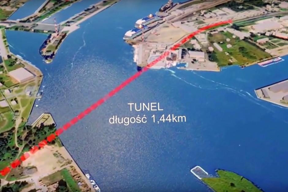 Coraz bliżej zgody Komisji Europejskiej na dofinansowanie budowy tunelu w Świnoujściu