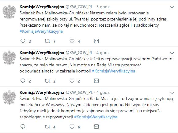 fot. Twitter/Komisja Weryfikacyjna