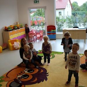 <p>Nowoczesny budynek 5-oddziałowego przedszkola powstał przy SP nr 1 w Żorach (fot. Adrian Lubszczyk)</p>