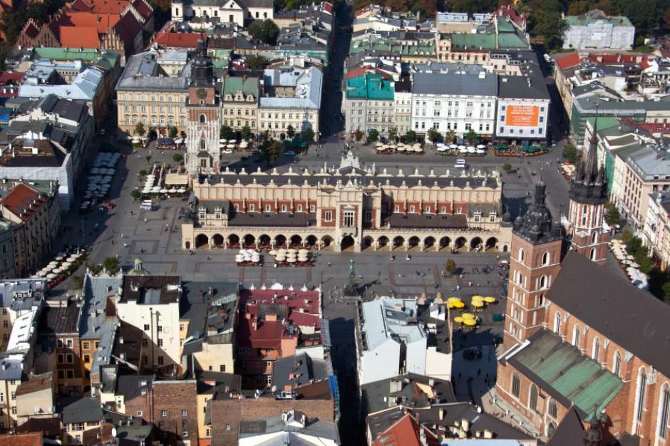 Kraków. Nowe przepisy w Parku Kulturowym Stare Miasto