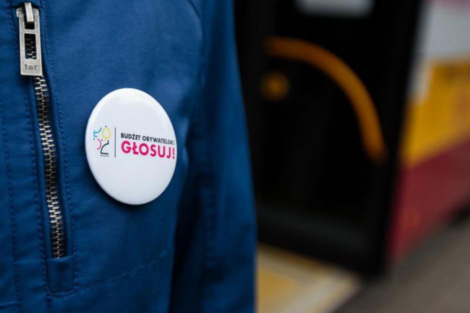 Ponad 1150 wniosków w budżecie obywatelskim Łodzi