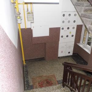 <p>Nowa instalacja w budynku.</p>