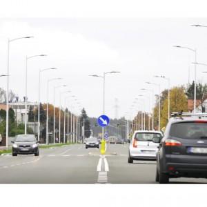 <p>Zastosowany system sterowania oświetleniem ulicznym ul. Suwalskiej oparty na komunikacji radiowej.</p>