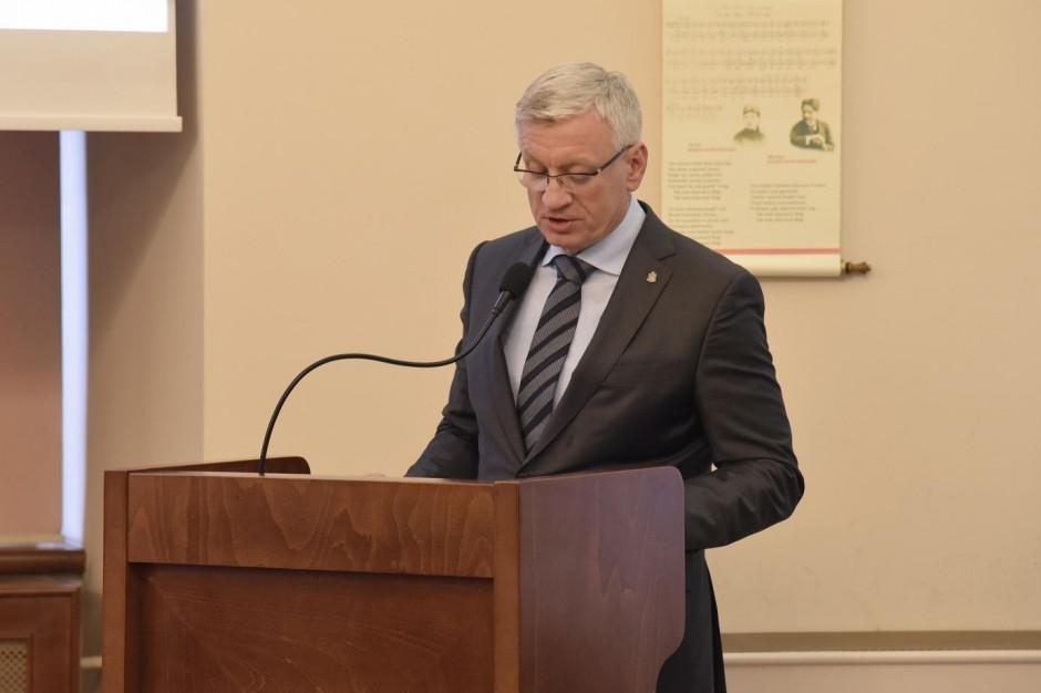 """Prezydent Poznania ma uwagi do rządowego projektu. """"Skutki dla miast i gmin będą katastrofalne"""""""