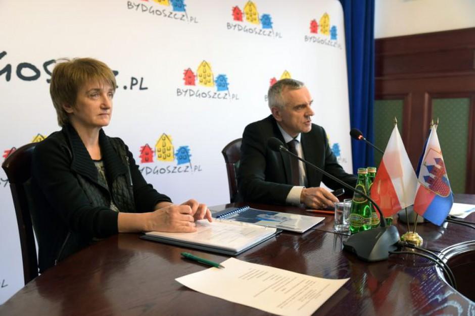 Bydgoszcz jak gąbka. Miasto rusza z największym w Polsce projektem przebudowy kanalizacji deszczowej