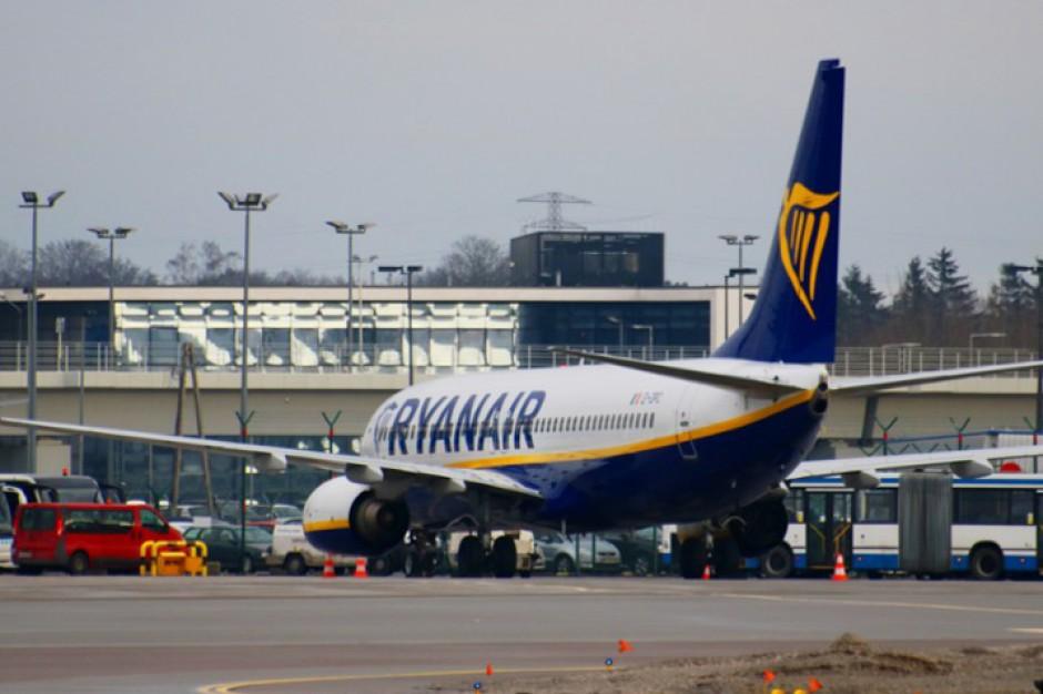 Więcej lotów z Gdańska na Ukrainę. Ryanair przedstawił nową ofertę