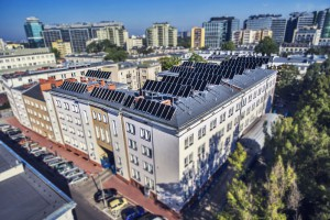 System energii odnawialnej w szpitalach woj. mazowieckiego