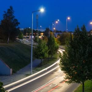 <p>Modernizację oświetlenia ulicznego zwiększyła jego energooszczędność w obrębie trzech kaliskich osiedli.</p>