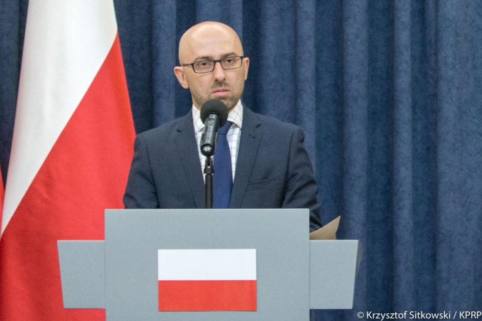 Krzysztof Łapiński: projekt ustawy reprywatyzacyjnej to skomplikowana sprawa