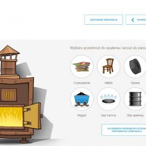 <p>Została uruchomiona aplikacja, dzięki kt&oacute;rej można oszacować, jakie skutki powoduje palenie w piecach r&oacute;żnych surowc&oacute;w (węgla, oleju opałowego, gazu ziemnego, ekogroszku, a także odpad&oacute;w).</p>