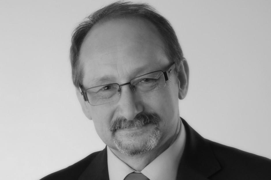 Nie żyje Krzysztof Malczewski, były starosta będziński