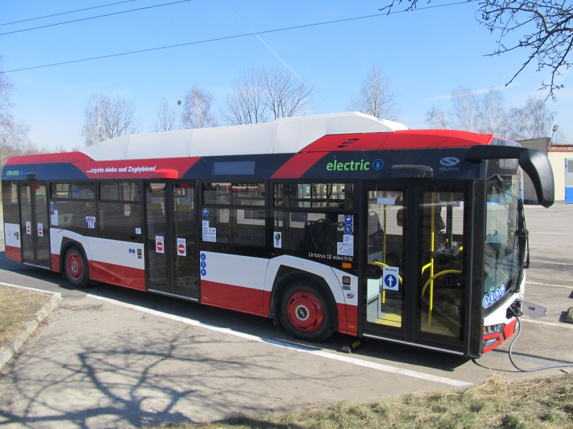 Niskoemisyjne autobusy w Sosnowcu, Dąbrowie Górniczej, Czeladzi i Będzinie