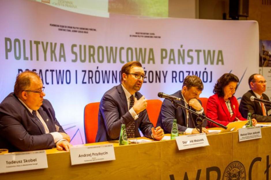 Polityka Surowcowa Państwa a gospodarka o obiegu zamkniętym