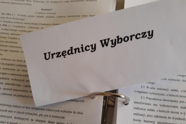 PKW wydłużyło termin zgłaszania kandydatów na urzędników wyborczych do 16 kwietnia (fot. Delegatura KBW w Elblągu)