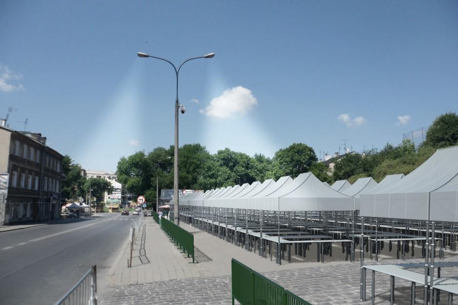 Lublin przygotowuje teren pod inwestycje. Czeka na uwagi handlarzy