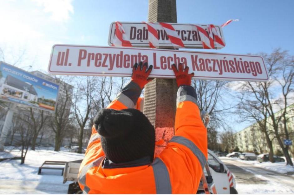 Dekomunizacja nazw ulic. WSA uwzględnił skargę Gdańska