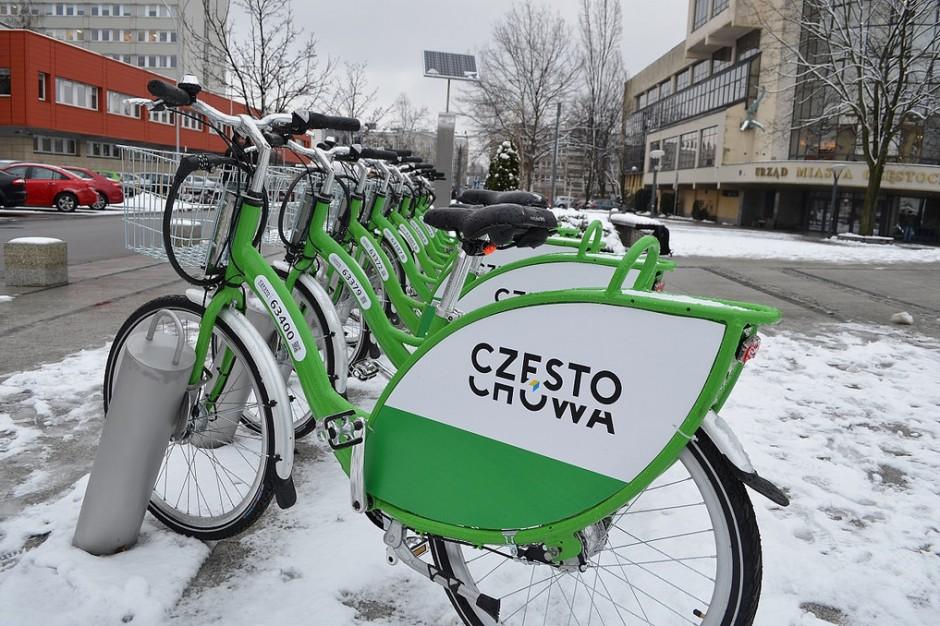 W Częstochowie ruszyła miejska wypożyczalnia rowerów